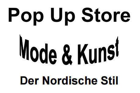 Logo Pop Up Kunst & Mode