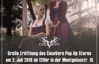 COCOVERO POPUP STORE FLYER