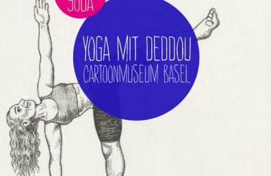 Flyer Pop-Up-Yoga
