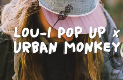 Pop Up! Lou-i X Urban Monkey